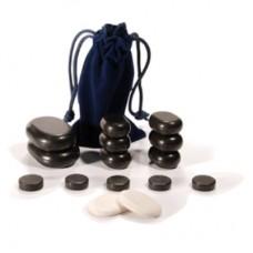 Basaltsteine-Sortiment für die Stone-Therapie UMS-16TC foto